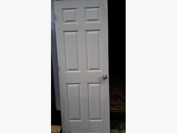 Interior/exterior panel door