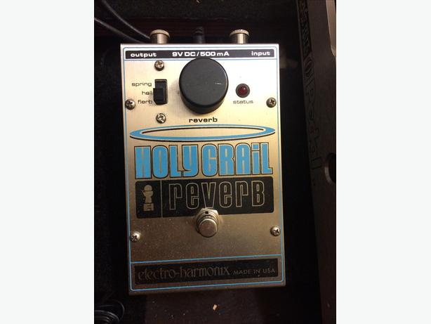 Electro-Harmonix Holy Grail Reverb for Sale