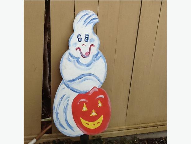ghost peg