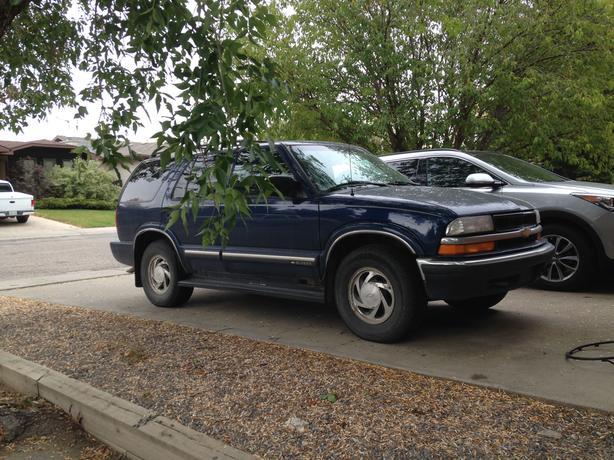 · 2000 Chevrolet Blazer SUV, Crossover