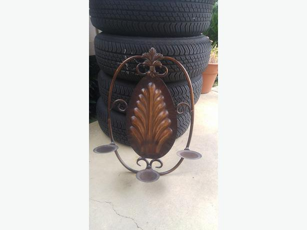 FREE: Candle Holders x 2