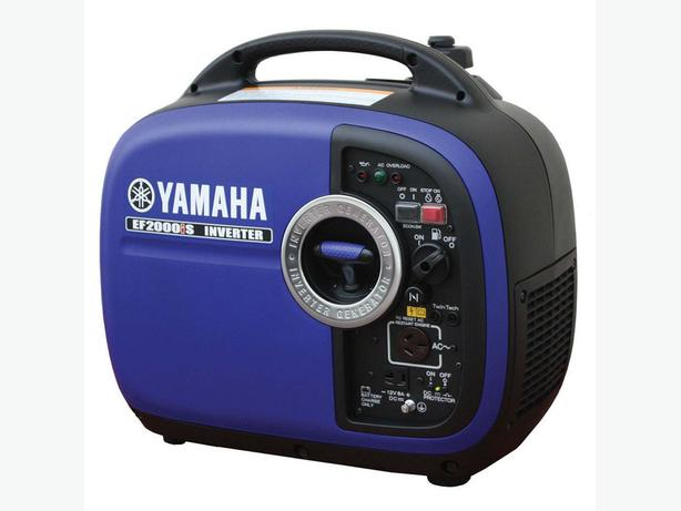 New Yamaha EF2000iS Gas Powered Generator