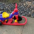 Rocker to Bike (Fisher Price)