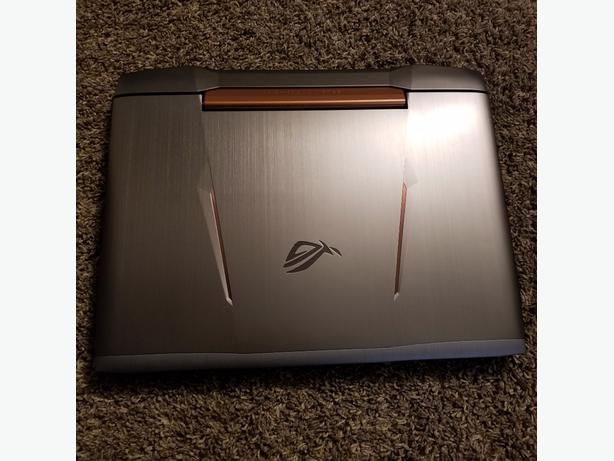 ROG gaming laptop