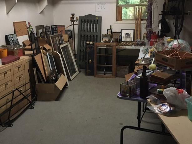 MOVING SALE SATURDAY