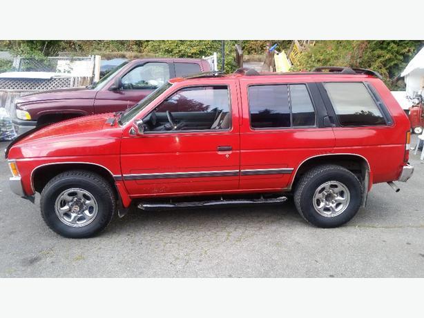 1993 Nissan Pathfinder 4x4 Executive Series