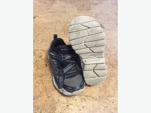 Skechers Velcro runners - size 12