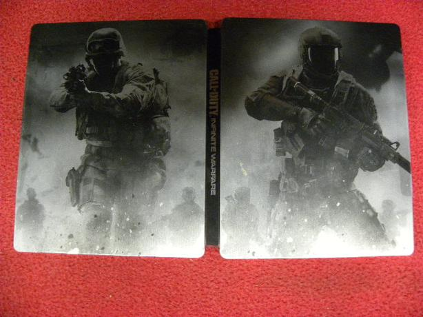 Call Of Duty Infinite Warfare Steel book for Xbox One