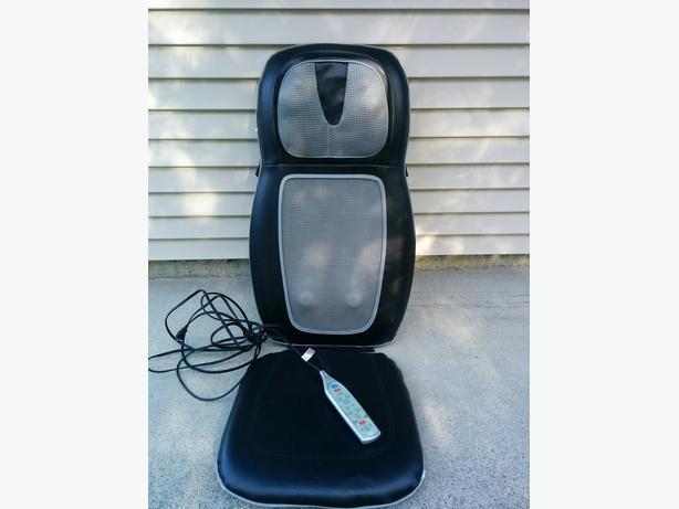 Vibrating Chair Pad