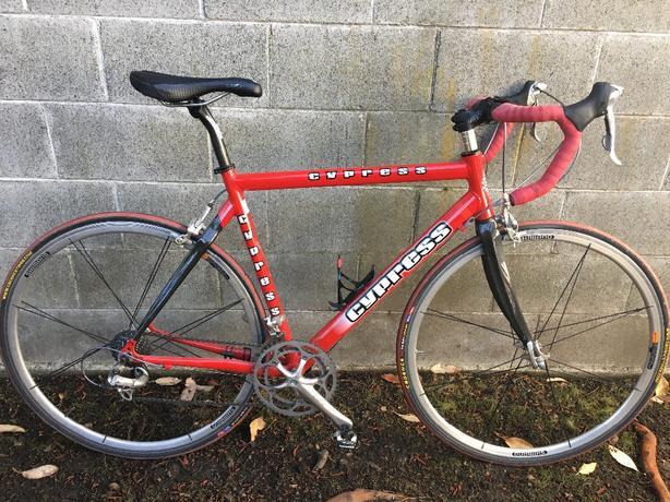Cypress  road bike