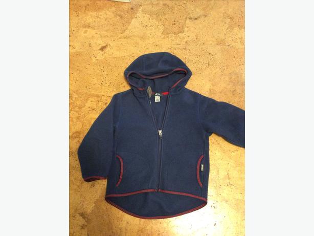 MEC Yeti hooded jacket - size 5