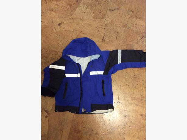 Oakiwear raincoat - size 4/5