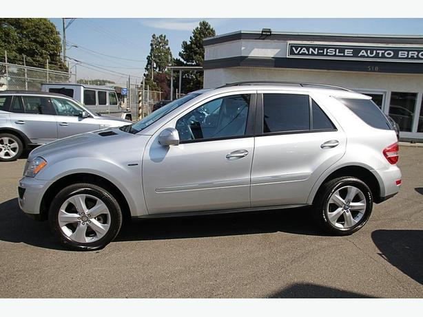 2009 Mercedes-Benz ML320 BluTec - BC Vehicle, No Accidents