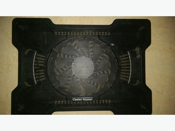 coolermaster laptop cooling pad