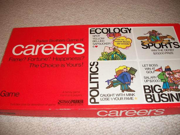 Careers - 1973 Edition
