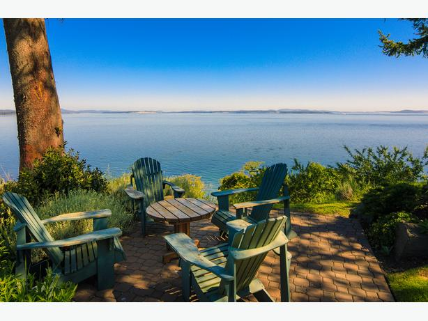 This truly magical high bank Waterfront property awaits you