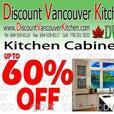 Kitchen Cabinets - Shaker Honey Maple