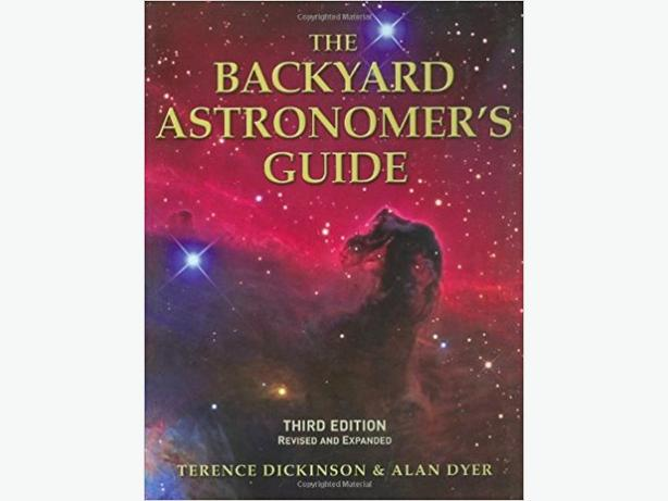 The Backyard Astronomer's Guide Third Edition signed