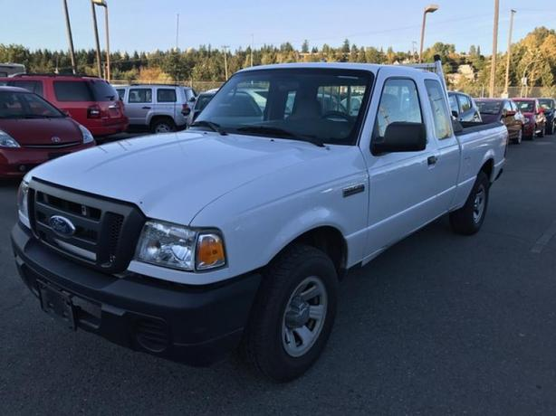 2008 Ford Ranger XL SuperCab 4 Door 2WD