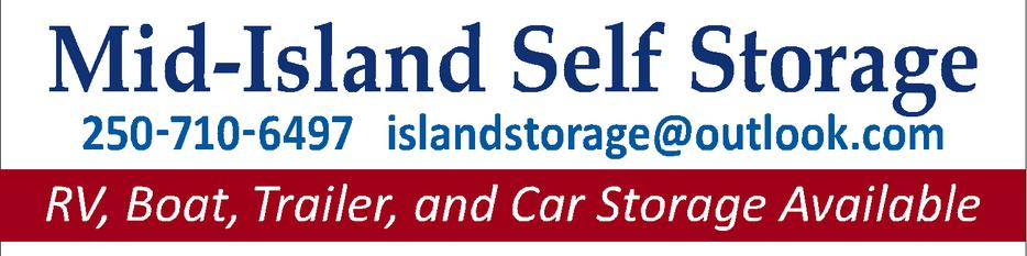 mid island self storage new units available lowest rates outside nanaimo nanaimo. Black Bedroom Furniture Sets. Home Design Ideas