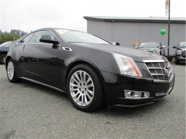 2011 Cadillac CTS Premium One Owner Luxury