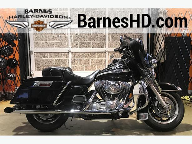 2003 Harley-Davidson® FLHT