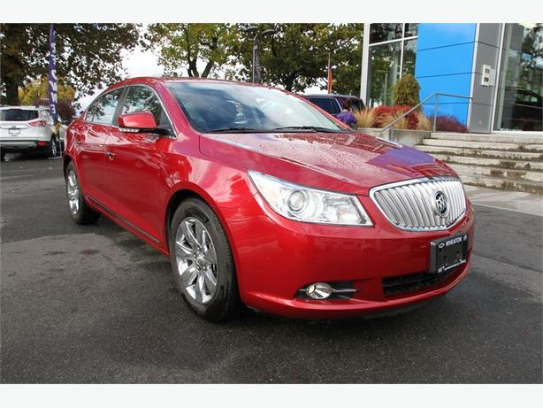 2012 Buick LaCrosse CXL AWD Island owned