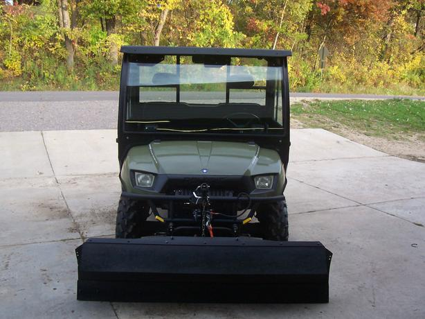 2006 Polaris Ranger XP 700 EFI