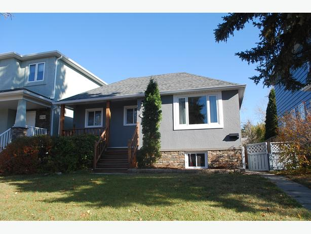 Updated 3 bed bungalow in Regina's Arnhem Place, close to Wascana  Park
