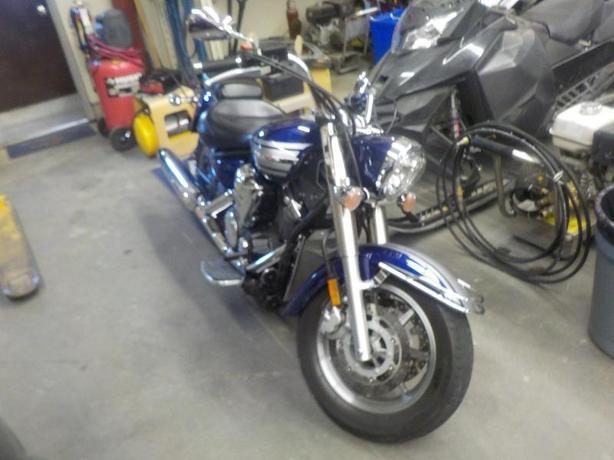 2009 Yamaha V Star 1300 Motorcycle