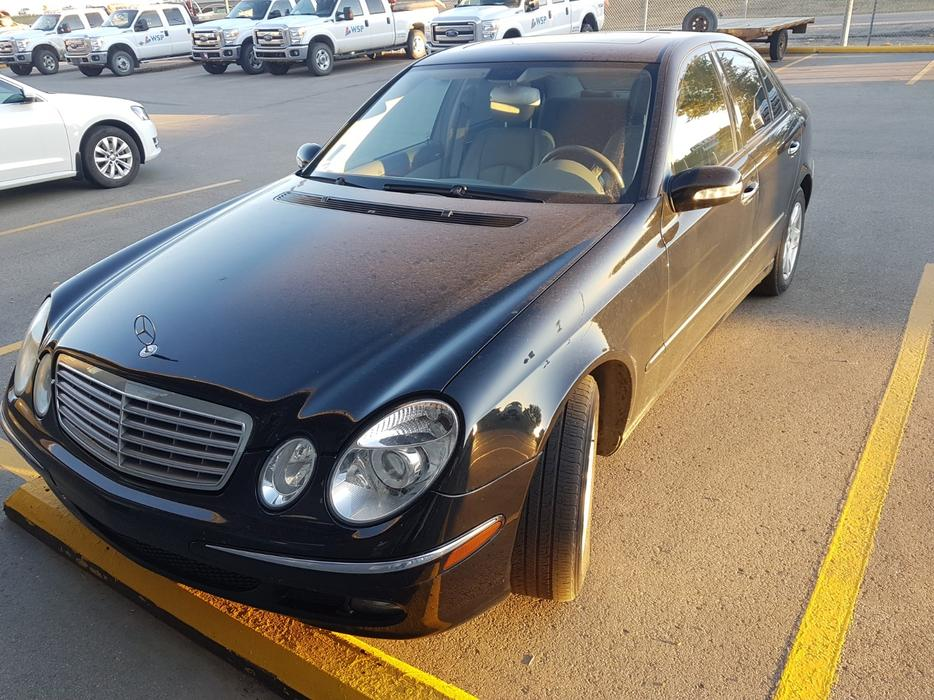 for sale is a 2005 mercedes benz e320 4matic east regina regina mobile. Black Bedroom Furniture Sets. Home Design Ideas