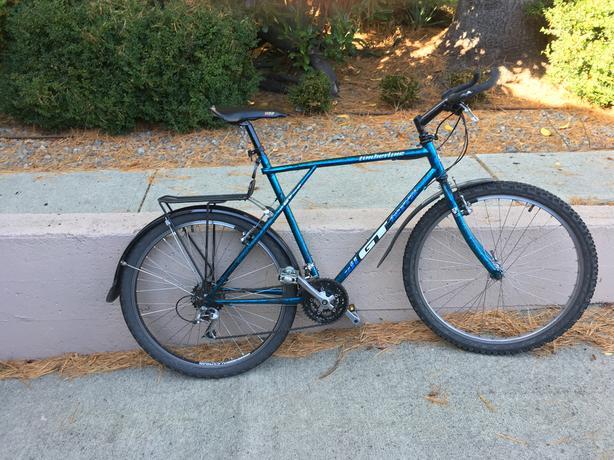 Timberline Gt All Terra Triple Triangle Mountain Bike Oak Bay