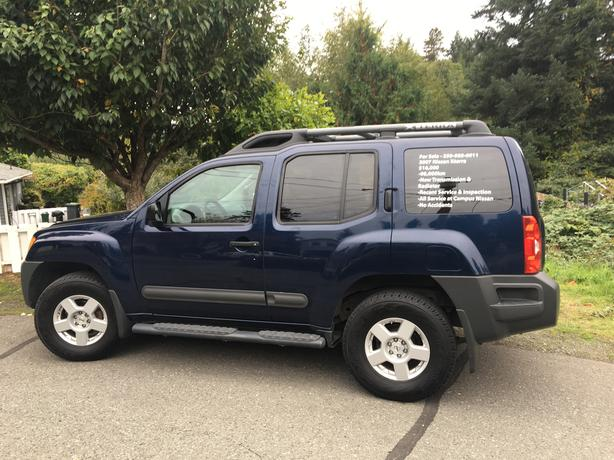 2007 Nissan Xterra 4X4 great condition low km's