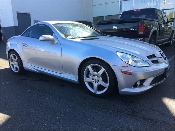 2005 Mercedes-Benz SLK-Class AMG Only 76,000kms Save $1,000!