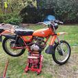 Honda 1977 trail ct 125