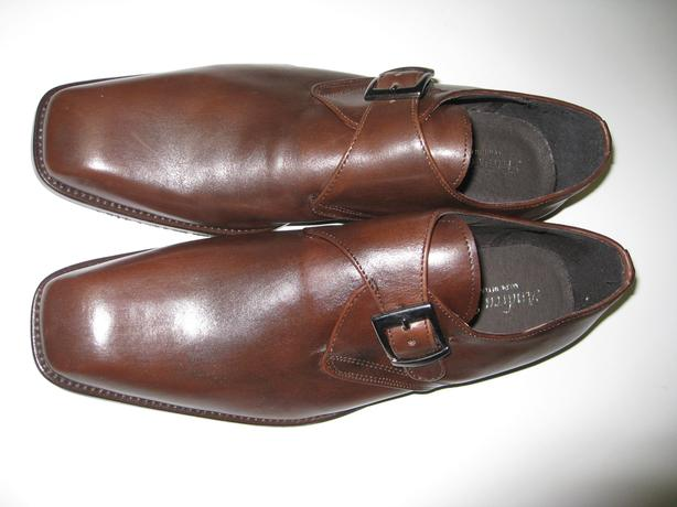 MENS HANDCRAFTED LEATHER SHOES
