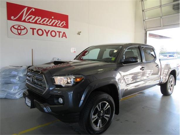 2017 Toyota Tacoma 4WD Double Cab V6