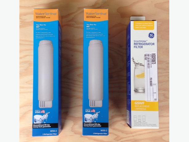 GE Refrigerator Water Filters