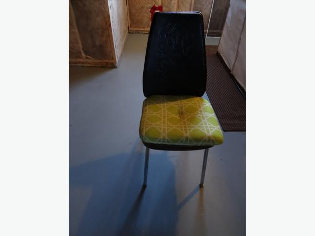 4 Dining Room Chairs For Sale