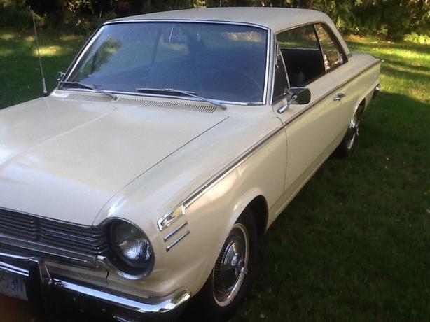 1965 AMC rambler american 2 door hardtop