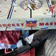 vintage tabletop hockey game hockey master