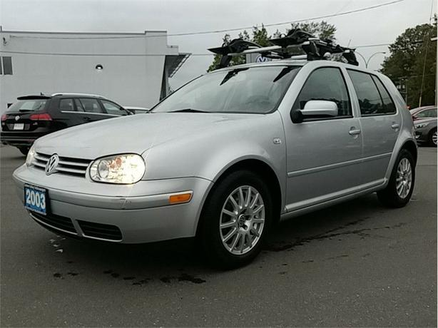 2003 Volkswagen Golf GLS JUST ARRIVED ! LOW KMS !