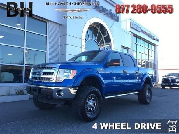 2014 Ford F-150 XLT - Bluetooth - Air - $205.19 B/W