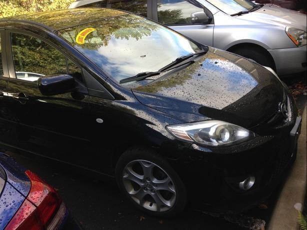 2009 Mazda Mazda5 MAZDA