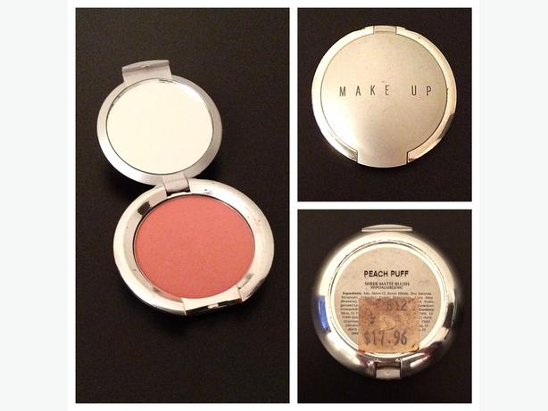 Brand New Blush Compact With Mirror