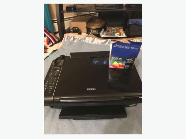 Epson stylus NX520 Wireless Printer make a offer