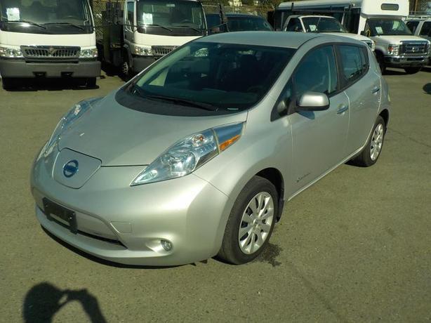 2014 Nissan Leaf S Electric