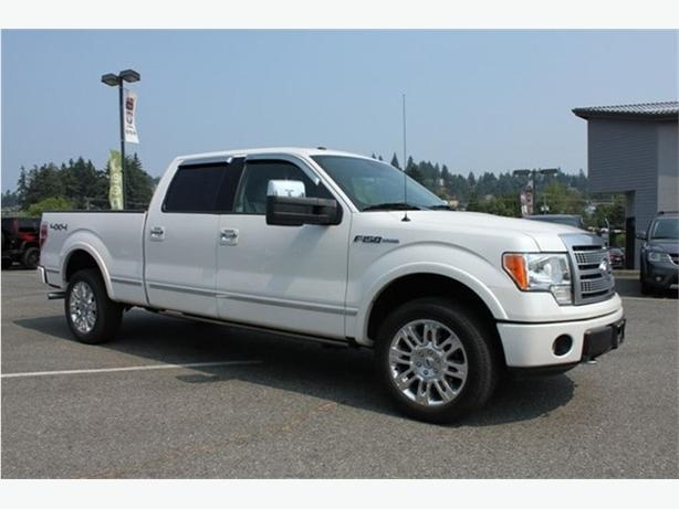 2010 Ford F-150 Platinum Fully Loaded