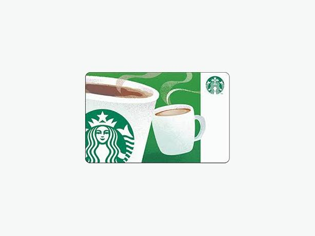 WANTED: Starbucks Gift Card