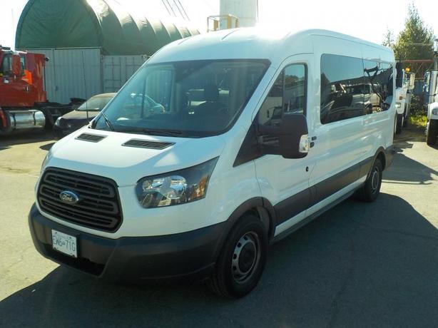 2017 Ford Transit 350 XL Medium Roof 148 inch Wheelbase 12 Passenger